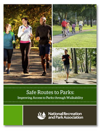 NRPA-Safe routes to parks
